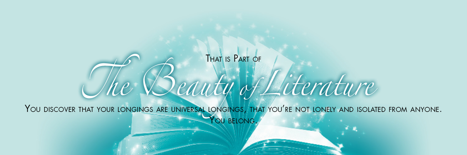 The Beauty of Literature Logo